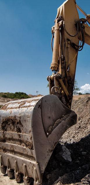 JT Underground & Utility Construction Inc garden excavation