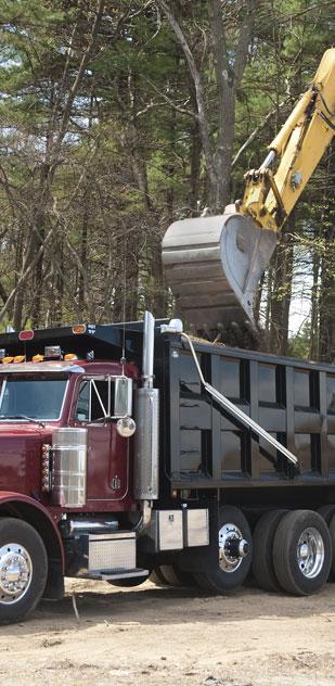 JT Underground & Utility Construction Inc hauling services